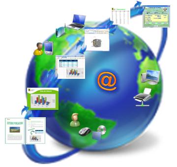 Visi n prospectiva de la tecnolog a escenarios deseables for Oficina abierta definicion