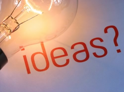 las ideas: