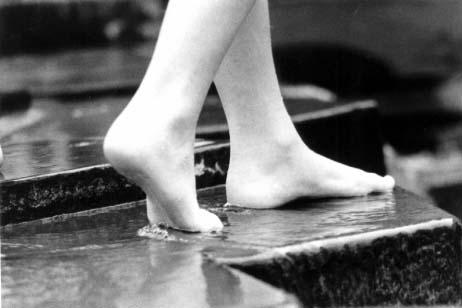 caminando-descalza