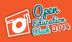 Open Education Week 2014 logo