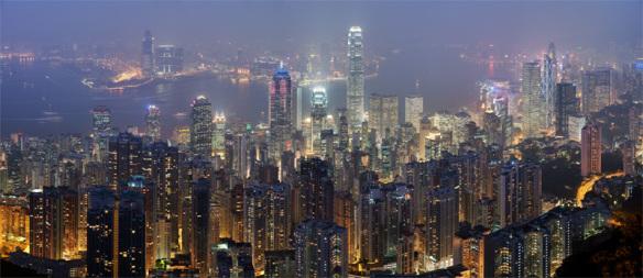 Hong Kong, image via Wikipedia