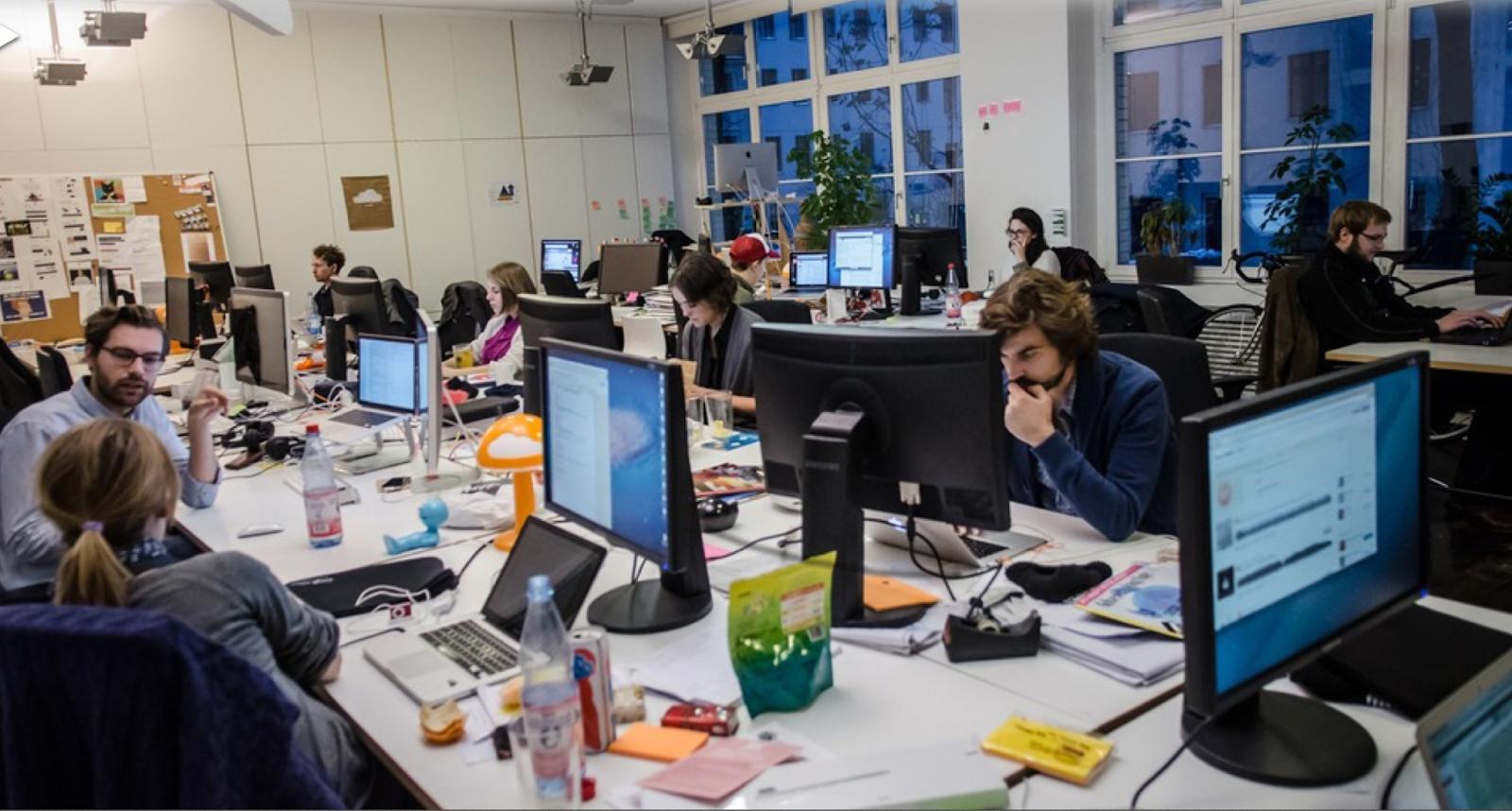 Ubicuidad juandon innovaci n y conocimiento for Que hay en una oficina de trabajo
