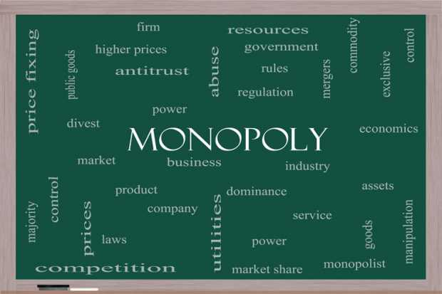 monopoly-written-on-blackboard-illustration