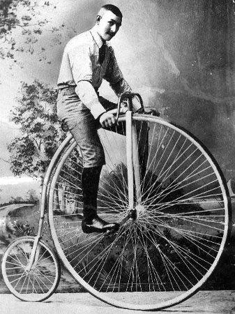 velocipedo