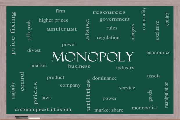 monopoly-written-on-blackboard-illustration