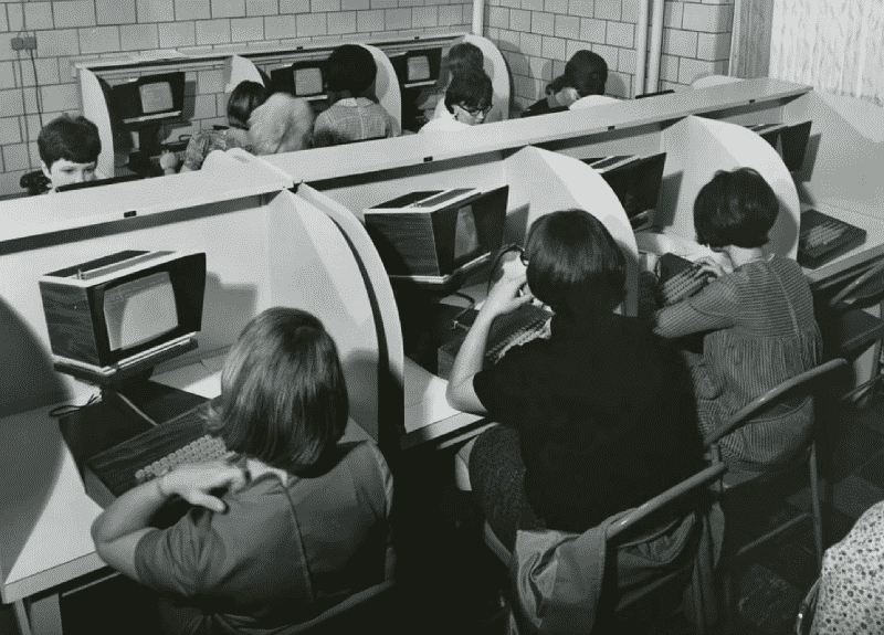history-of-e-learning